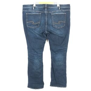 Silver suki slim boot Plus Size 24x33